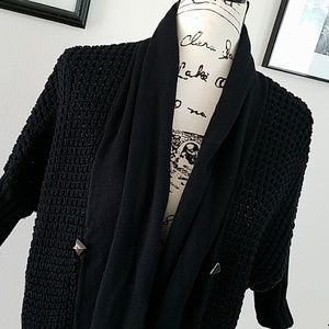 Guess Oversized Chunky Open Cardigan ♡